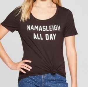 *NWT* Namasleigh All Day t-shirt